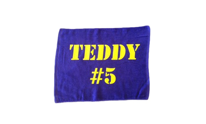 TheMetrodomeRoof.com: $12 for Two Teddy Towels from TheMetrodomeRoof.com ($24 Value)