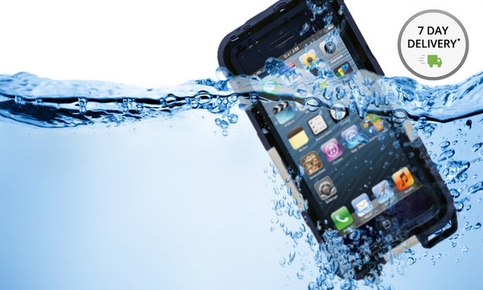 Armor-X ArmorCase All-Weather Waterproof iPhone 5/5s Case: Armor-X ArmorCase Waterproof iPhone5/5sCase in Black or White. Free Returns.