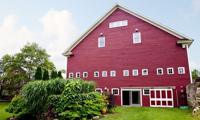 Gedney Farm - New Marlborough, MA: 1-Night Stay for Two with Optional Dining Credit at Gedney Farm in New Marlborough, MA. Combine Up to 2 Nights.