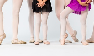 Opus Performing Arts: Four Dance Classes from Opus Performing Arts (75% Off)