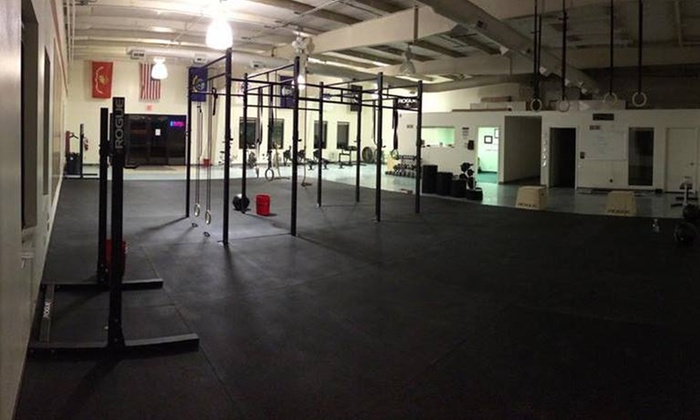 Crossfit Shawnee - Millwood Business Park: $14 for $40 Worth of CrossFit — CrossFit Shawnee
