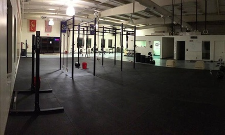 $14 for $40 Worth of CrossFit — CrossFit Shawnee