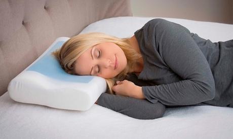 1 o 2 almohadas viscoelásticas con gel regrescante