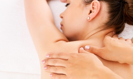 Swedish or Deep-Tissue Massage at Advanced Therapeutics: Pain Relief & Wellness Center (Up to 72% Off)