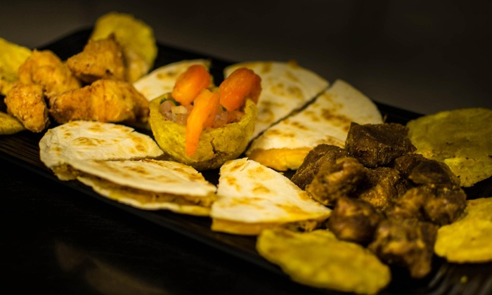 El Cantinflas Bar - North Philadelphia East: $12 for a Puerto Rican Meal for Two at El Cantinflas Bar ($22 Value)