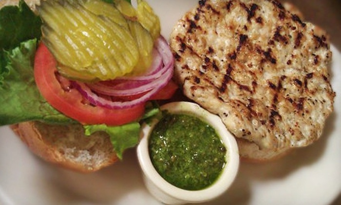 Hyde Park Bar & Grill - Westgate,South Austin: $10 for $20 Worth of Upscale Comfort Fare at Hyde Park Bar & Grill