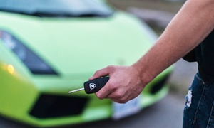 Toronto Dream Cars: One-Lap or Two-Lap Exotic Car Driving Experience or Test Drive at Toronto Dream Cars (Up to 52% Off)