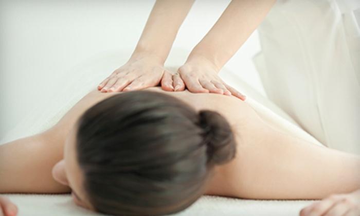 East Sac MedSpa - Sacramento: One or Three 60-Minute Deep-Tissue Massages at East Sac MedSpa (Up to 56% Off)