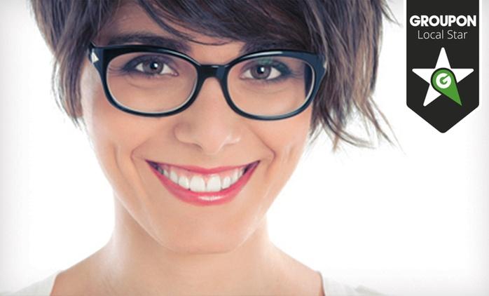 Gafas graduadas monofocales con cristales antirreflejantes o de sol desde 34 € o progresivas por 79 €