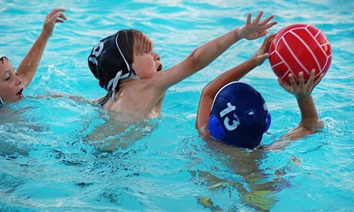 Chawp Aquatics - Norco: $25 for Six-Week Kids' Splashball Program at Chawp Aquatics ($50 Value)