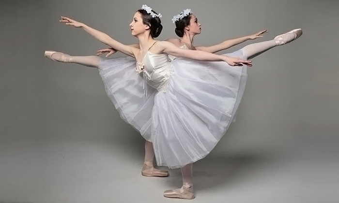 """""""Giselle"""" - Centertix Box Office: Anchorage Ballet's """"Giselle"""" at Sydney Laurence Theatre on Friday, April 3 or Saturday, April 4 (Up to 50% Off)"""