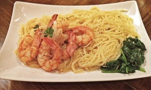 Felici Cafe: Light European Cuisine from Felici Cafe (Up to 55% Off). Three Options Available.