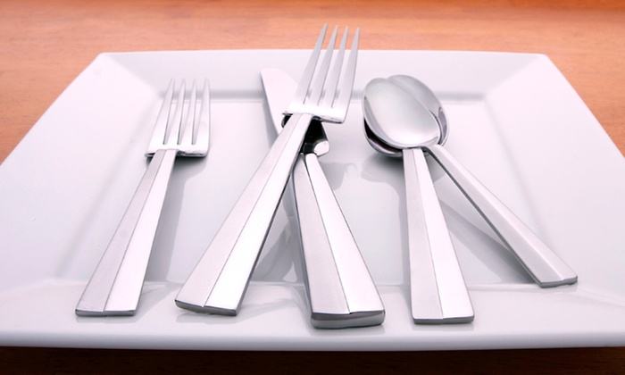 Wallace 45-Piece Flatware Sets: Wallace Flatware Sets (Up to 73% Off). Two Styles Available. Free Shipping and Free Returns.