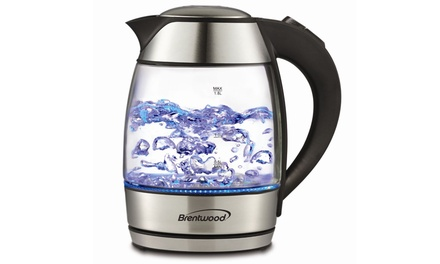 Brentwood 1.8L Electric Teakettle