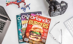 Orlando Magazine: One- or Two-Year Subscription to Orlando Magazine (Up to 62% Off)