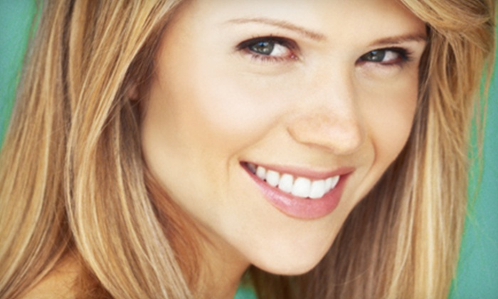 Jennifer Caraker at Image Salon - Mustang: Haircut and Scalp Massage with Optional Highlights or Color from Jennifer Caraker at Image Salon (Up to 67% Off)