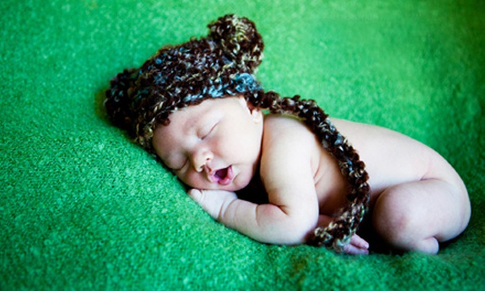 Jennifer O'Dell Photography - Los Angeles: $200 for $400 Worth of Newborn Photography from Jennifer O'Dell Photography