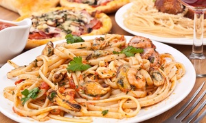Pizza  Heaven Bistro: $27 for $40 Worth of Italian Food, Pizza, and Drinks at Pizza Heaven Bistro