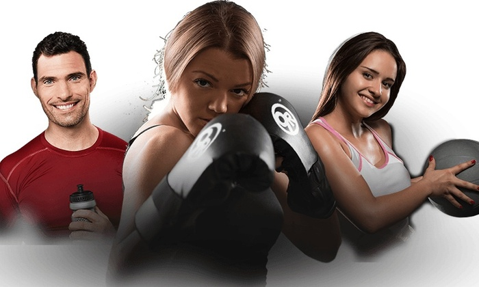 9Round 30 minute Kickboxing - Multiple Locations: Up to 56% Off Unlimited Kickboxing & Hand Wrap at 9Round 30 minute Kickboxing