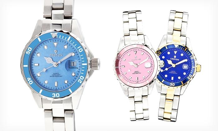 d7148d1eef45aa Croton Ladies' Watches | Groupon Goods