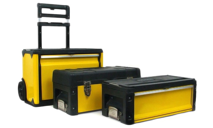a6971f059bc Stalwart Portable Tool Chest