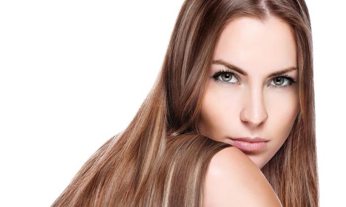 Salon Lofts - Jessica Maieli - Bradenton: A Haircut and Smoothing Treatment from Salon Lofts - Jessica Maieli (60% Off)