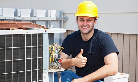 $49.95 for an Air-Conditioner Tune-Up plus Demonstration from Back to New Heating & Cooling ($139.95 Value)