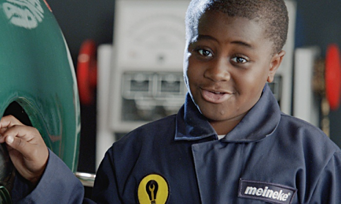 Meineke - Multiple Locations: One or Three Oil Changes, Air-Conditioning Repair, or Wheel Alignment at Meineke Car Care (Up to 57% Off)