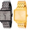 Jonathan Ct Men's Square Case Watch