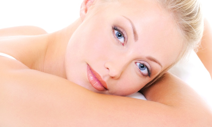 New Look Spa - Commerce Township: Permanent Eyeliner or Permanent Eyebrow Makeup at New Look Spa (Up to 72% Off)