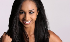 Melina Green at Divas on Demand II: Deep Conditioning and Haircut or Sew-In Extensions from Melina Green at Divas on Demand (Up to 49% Off)