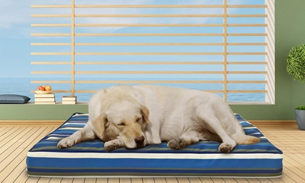 Weatherproof Indoor Outdoor Orthopedic Pet Beds