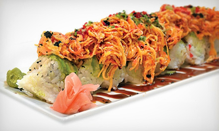 Miyako Doral - Doral: $15 for $30 Worth of Japanese Cuisine and Sushi at Miyako Doral