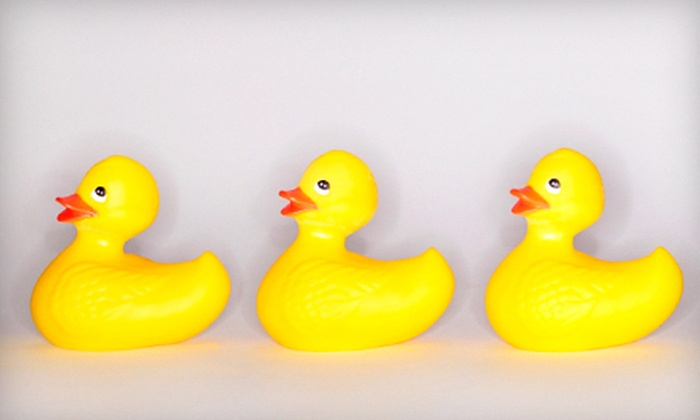 Boys & Girls Clubs of Central Alabama - Clay: 5, 10, or 20 Entries in the Rubber Duck Regatta Fundraiser from Boys & Girls Clubs of Central Alabama (Up to Half Off)