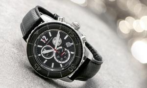 Morphic M51 Series Carbon Fiber Chronograph Watch