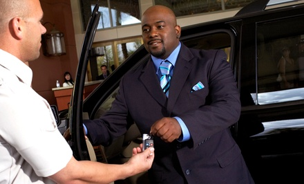 Three or Five Days of Valet Parking with Optional Club Membership at Mobile Regional Airport (Up to 58% Off)