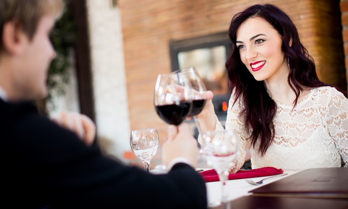 Polentoni Italian Restaurant / Aria V Wine Shop - Culver City : $329 for a Dinner with Limo Service for Up to 10 at Polentoni Italian Restaurant / Aria V Wine Shop ($750 Value)