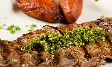 Steak and Seafood at Los Ranchos Steakhouse