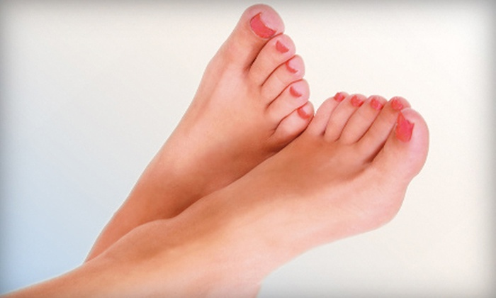 Coast Podiatry Group - Solana Beach: Laser Toenail-Fungus-Removal Treatment for One or Both Feet at Coast Podiatry Group (Up to 55% Off)