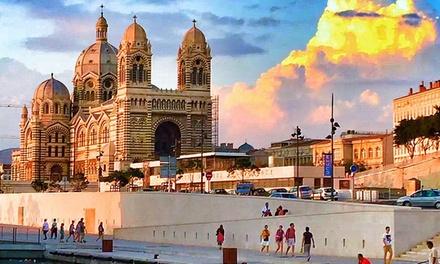 Marseille : 1 à 3 nuits avec sauna et fitness, en option petits déjeuners et parking à la résidence Hipark pour 2 ou 4