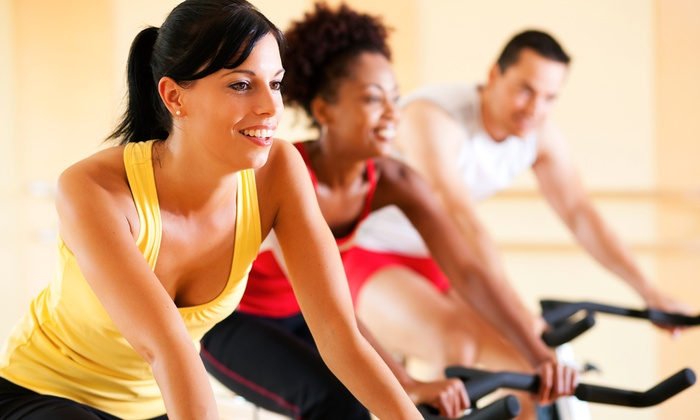 TrueFit Pilates and Training Center - Bluffton: Five Spinning Classes or One Month of Unlimited Spinning Classes at TrueFit Pilates and Training Center (Up to 70% Off)