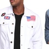 Agile Collection Men's Denim Jacket
