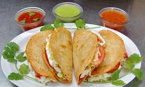 Juarez Mexican Restaurant: Authentic Mexican Food at Juarez Mexican Restaurant (Up to 45% Off)