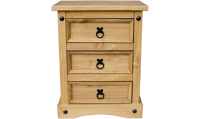 Corona Solid Pine Furniture Groupon