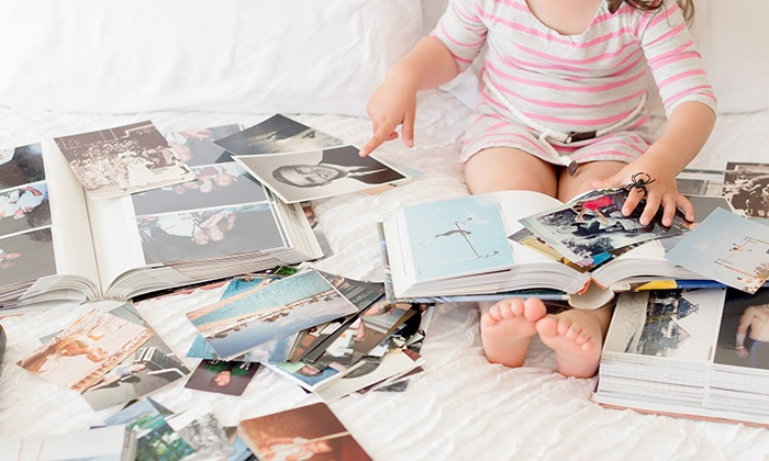 DittoBee Photo Scanning: Digitization of 500 or 1,000 Photos at DittoBee Photo Scanning (Up to 66% Off)