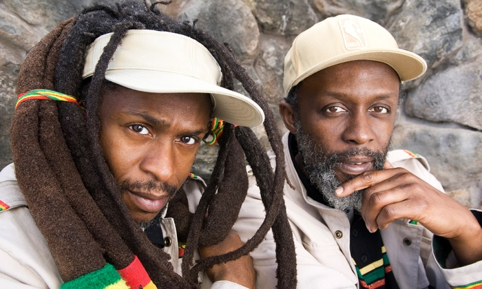 Steel Pulse - The Depot: Steel Pulse at The Depot on Monday, April 21 (Up to 51% Off)