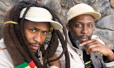 Steel Pulse at The Depot on Monday, April 21 (Up to 51% Off)