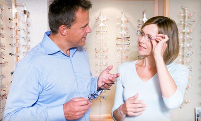 Douglas J. Lavenburg M.D., P.A. - Multiple Locations: $89 for Eye Exam and $200 Worth of Prescription Eyewear from Douglas J. Lavenburg M.D., P.A. ($335 Value)
