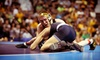 Iowa Hawkeyes Wrestling – Up to Half Off for Two