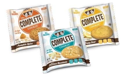 Larry protein cookies